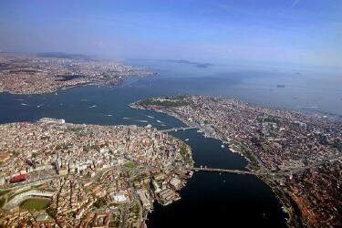 Port of Istanbul, Turkey