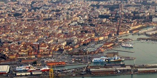 Port of Livorno, Italy
