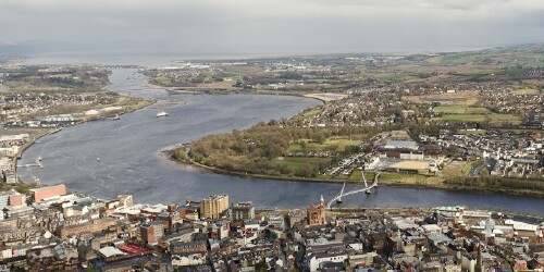 Port of Londonderry, Northern Ireland