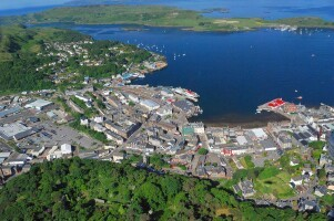 Port of Oban, Scotland