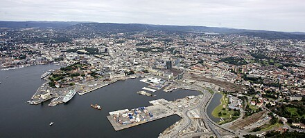 Port of Oslo, Norway