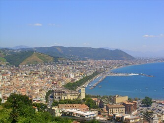 Port of Salerno, Italy