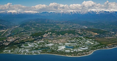 Port of Sochi, Russia