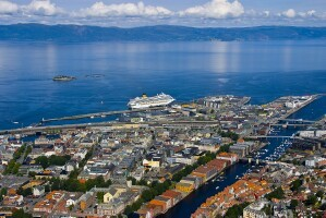 Port of Trondheim, Norway