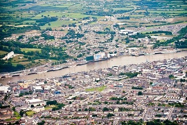 Port of Waterford (Dunmore East), Ireland