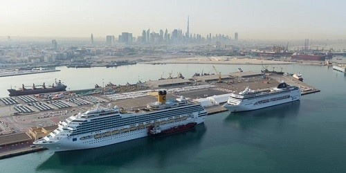 Port of Dubai, United Arab Emirates