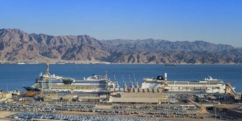 Port of Eilat, Israel