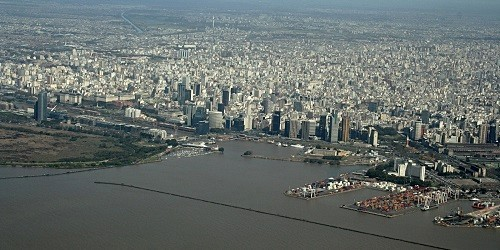 Port of Buenos Aires, Argentina