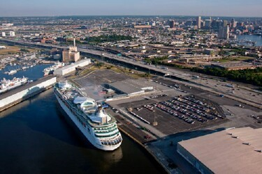 Port of Baltimore, Maryland
