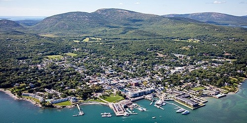Port of Bar Harbor, Maine