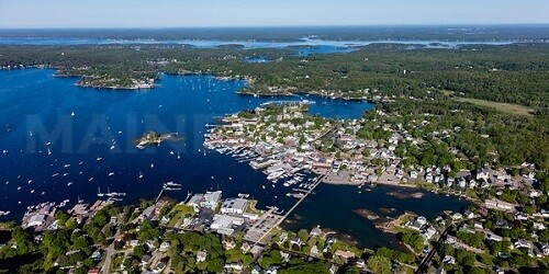 Port of Boothbay Harbor, Maine
