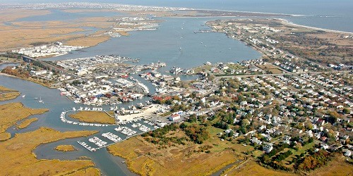 Port of Cape May, New Jersey