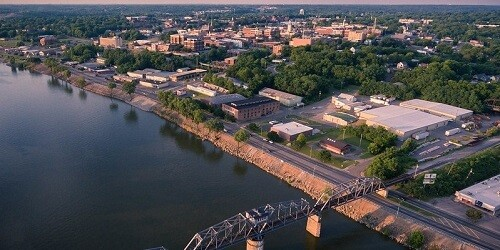 Port of Clarksville, Tennessee