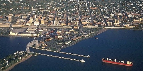 Port of Duluth, Minnesota