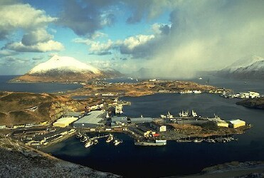 Port of Dutch Harbor, Alaska