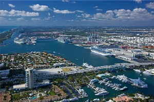 Port of Ft. Lauderdale, Florida