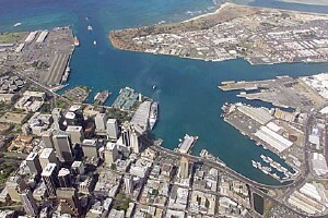 Port of Honolulu, Hawaii