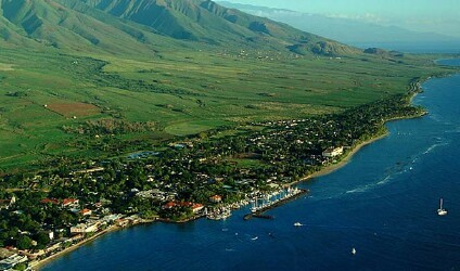 Port of Lahaina, Maui, Hawaii