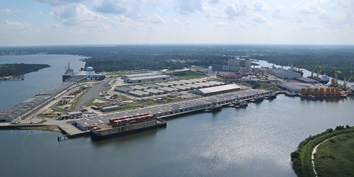 Port of Lake Charles, Louisiana
