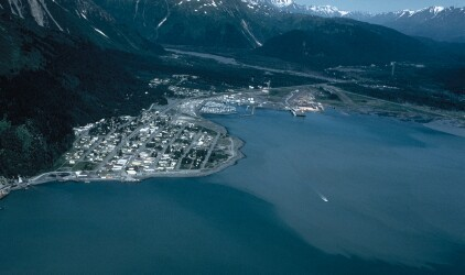 Port of Seward, Alaska