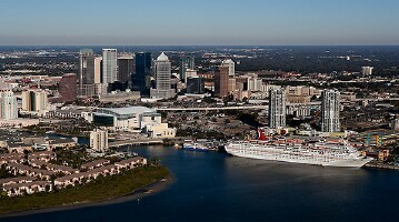 Port of Tampa, Florida