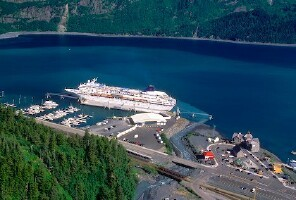 Port of Whittier, Alaska