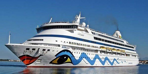 AIDAaura Webcams AIDAaura Bridge Webcam Camera AIDA Cruises - Webcams on cruise ships
