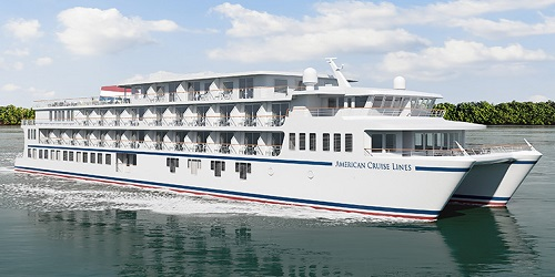 American Eagle - American Cruise Lines