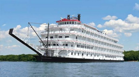 Queen of the Mississippi - American Cruise Lines