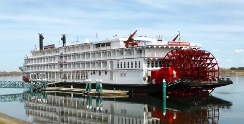 American Empress - American Queen Steamboat Co.