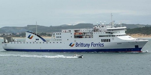 Kerry - Brittany Ferries