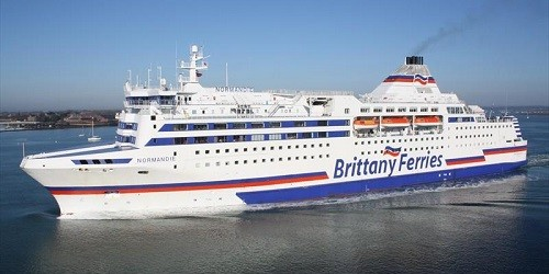 Normandie - Brittany Ferries