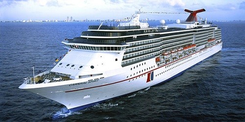 Carnival Spirit Webcams Carnival Spirit Bridge Forward Webcam - Webcams on cruise ships