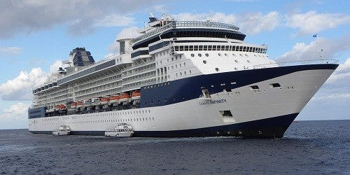 CELEBRITY INFINITY Current Position Tracker | CruiseMapper