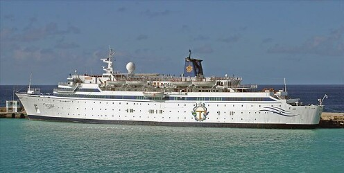 Freewinds - Church of Scientology