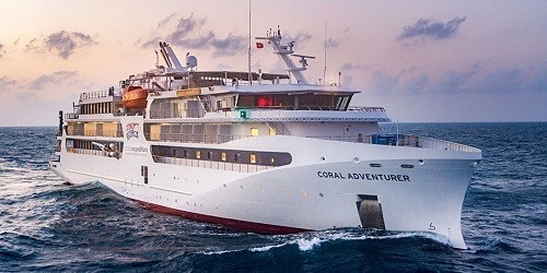 Coral Adventurer - Coral Expeditions