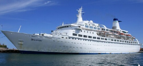 Discovery - Cruise & Maritime Voyages