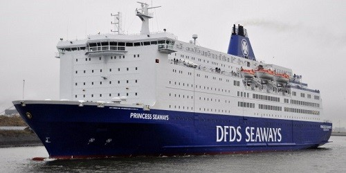 Princess Seaways - DFDS Seaways