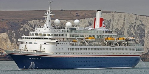 Boudicca - Fred. Olsen Cruise Lines