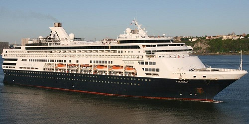 MS Veendam - Holland America Line