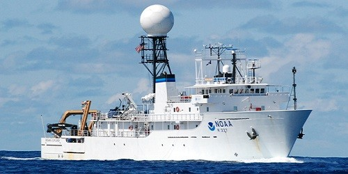 Okeanos Explorer - National Oceanic and Atmospheric Administration