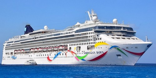 Norwegian Cruise Lines - Norwegian Dawn