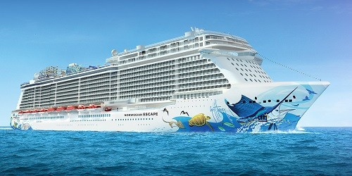 Norwegian Cruise Lines - Norwegian Escape