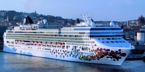 Norwegian Gem - Norwegian Cruise Line