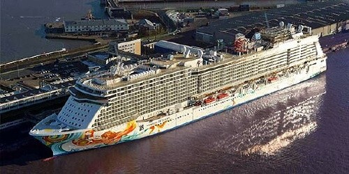 Norwegian Getaway - Norwegian Cruise Line