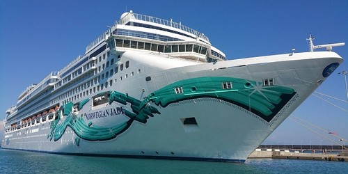 Norwegian Cruise Lines - Norwegian Jade