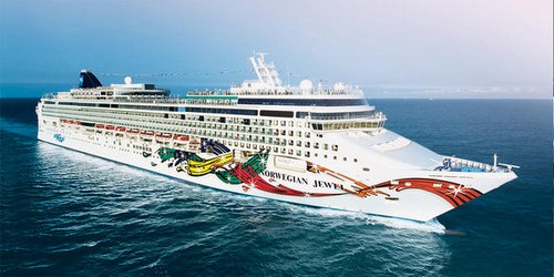 Norwegian Cruise Lines - Norwegian Jewel