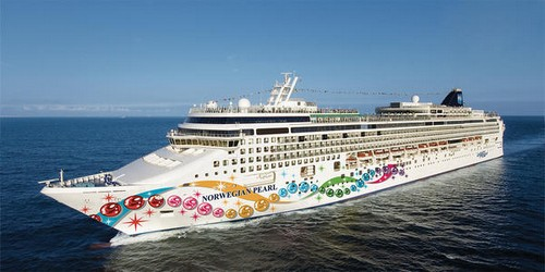 Norwegian Cruise Lines - Norwegian Pearl