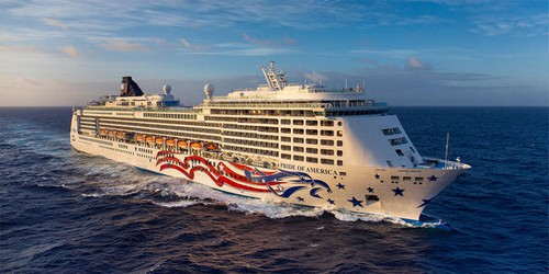 Pride of America - Norwegian Cruise Line