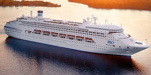 Pacific Dawn - P&O Cruises (AU)